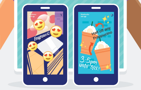 Snapchat Marketing: Infographic