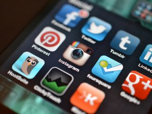 Instagram and other Social Media Apps