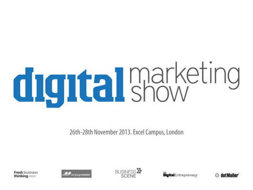 Vivienne Neale marketer reviews the Digital Marketing Show 2014