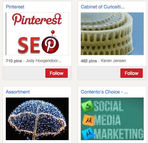 Pinterest in your marketing mix is powerful