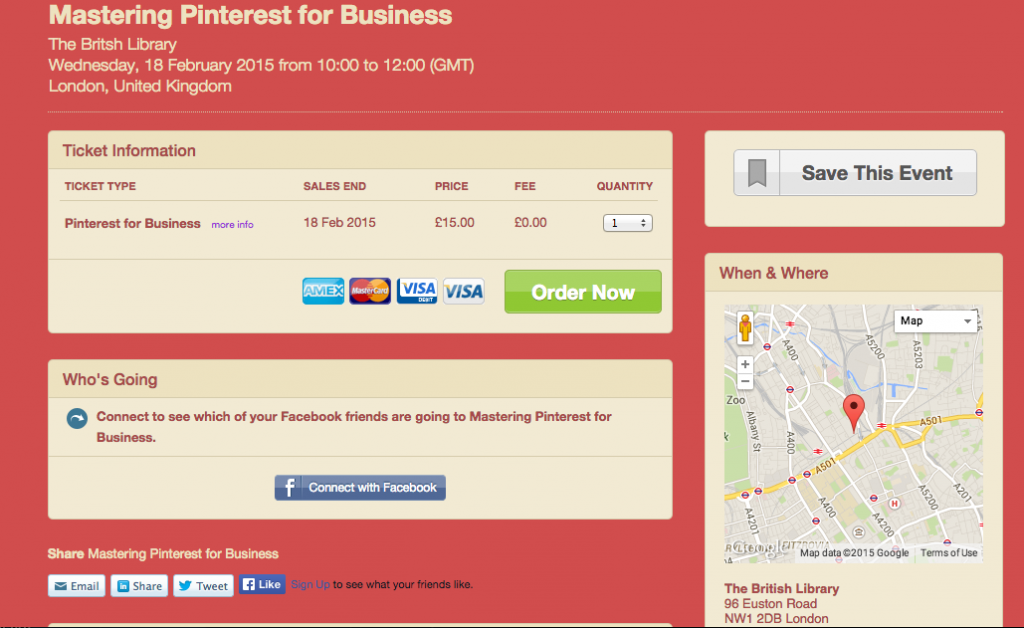 Use Pinterest for Business