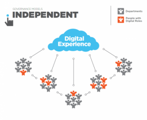 governance models, independent digital business structure model