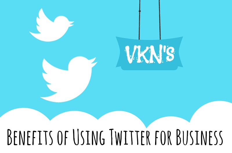 benefits of using twitter for business