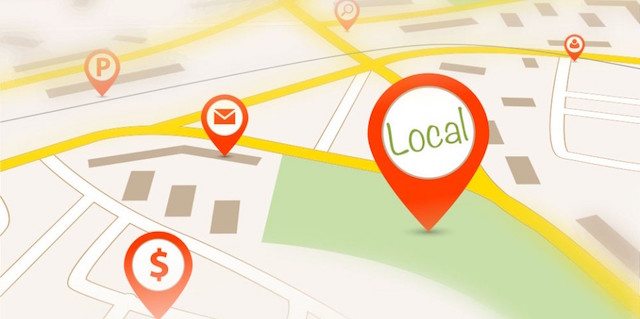 what is local search