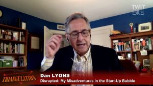 dan lyons disrupted book review