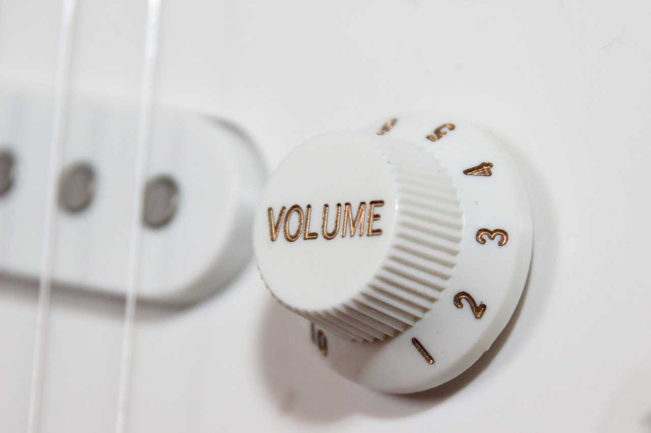 Content Strategy: volume control