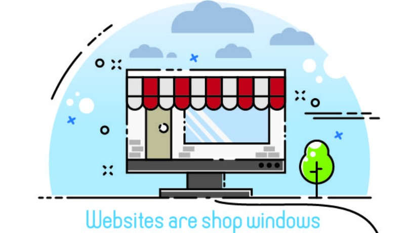 Websites - infographic about website housekeeping