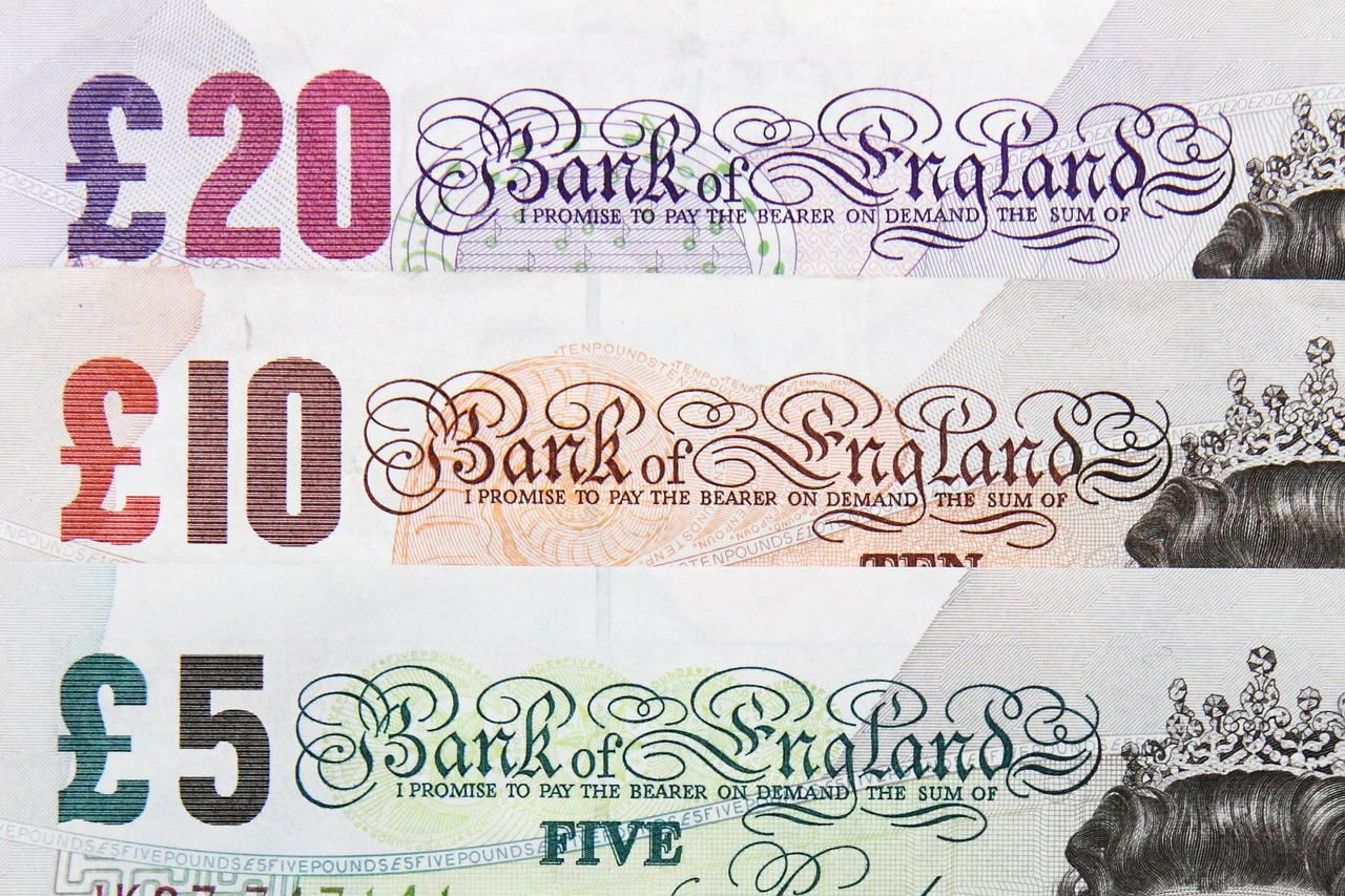 Facebook's new features: UK pounds