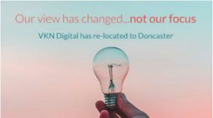 VKN Digital Goes To Doncaster