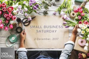 Small Business Saturday: Your chance to showcase your small business.
