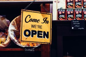 Engage with potential customers don't just broadcast