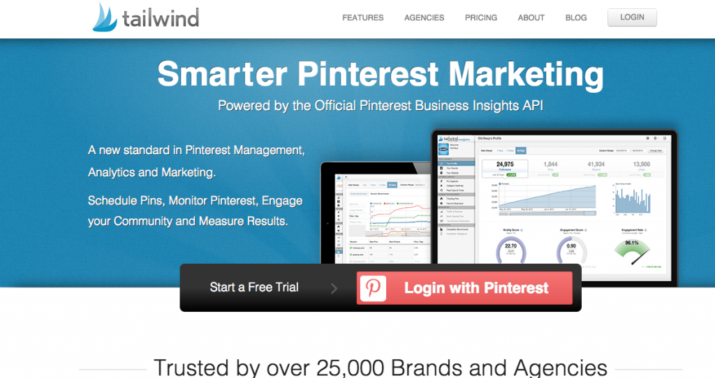 Tailwindapp is a smart way to schedule on Pinterest