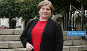 Professional twitter management might have saved Emily Thornberry