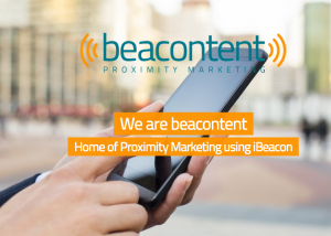 Vivienne Neale outlines beacontent proximity marketing