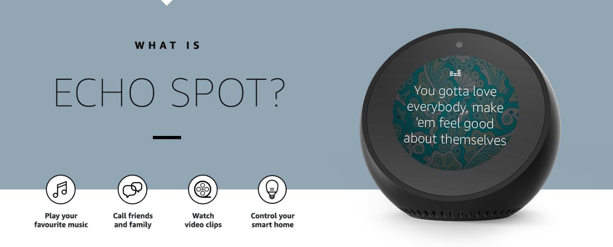 Amazon have taken voice search by storm