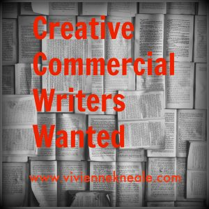 creative commercial writing