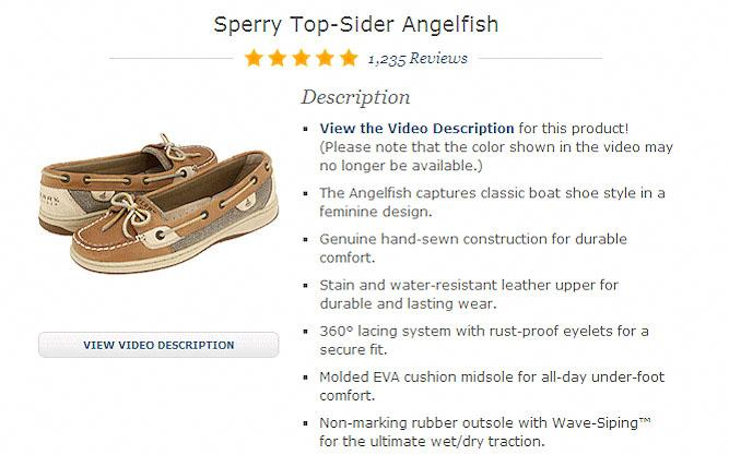 Reasons why Product Descriptions are Important