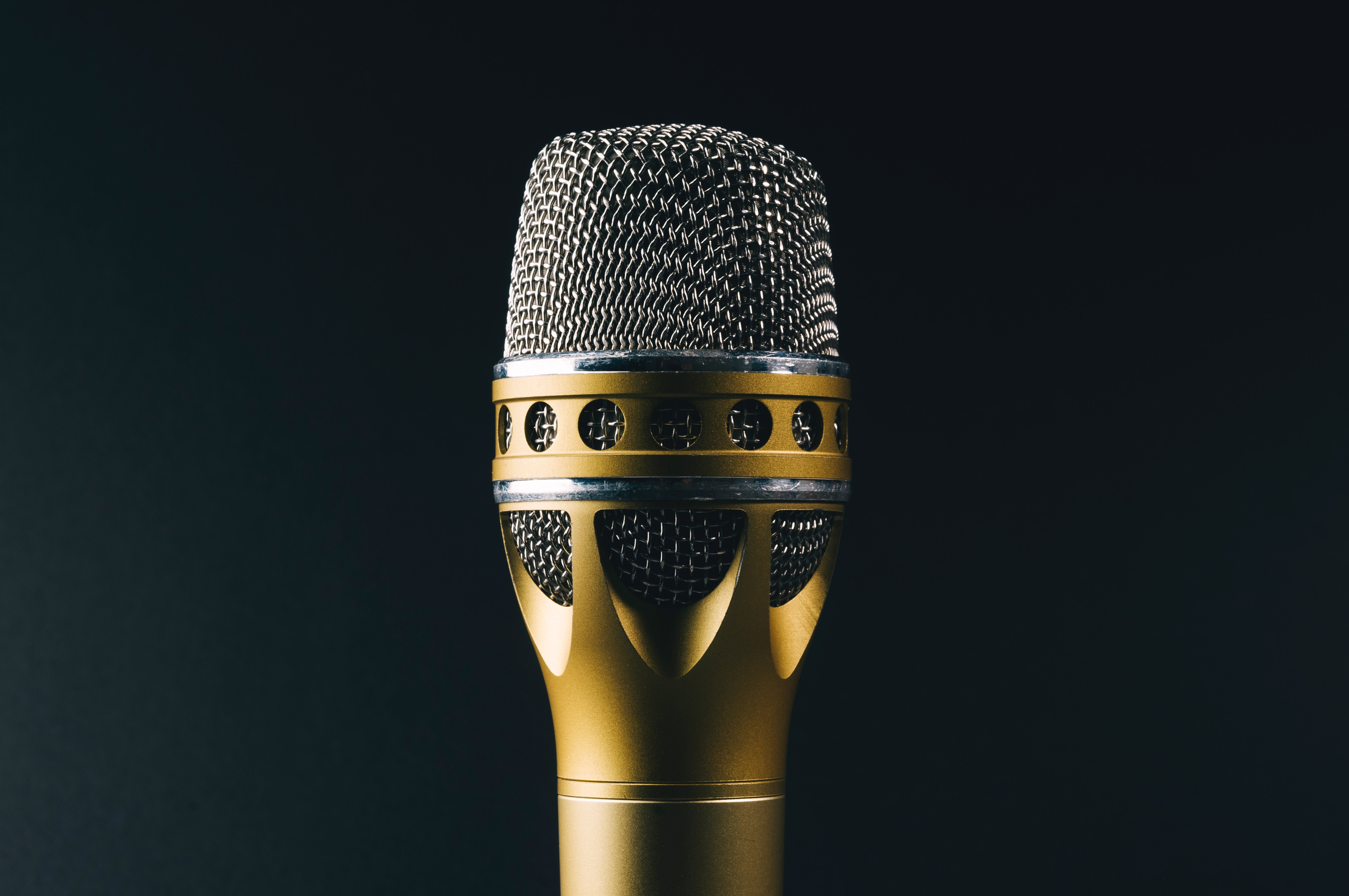 Social influencers: like owning a golden microphone